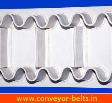 Ultrasonically-Welded-Sidewall-Cleated-Conveyor-Belt-India